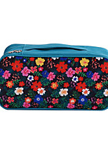 Han Edition Floral Multifunctional Travel Hand Receive Package