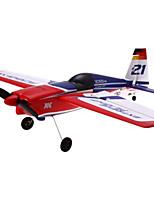 xk A430 2,4 g de 5 canais aeronaves sistema 3d6g uav brushless compatível com planador dupla lâmina