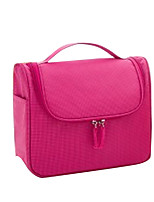 Dazzle Colour Multi-Function Large Capacity Solid Toiletry Bags