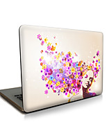 For MacBook Air 11 13/Pro13 15/Pro with Retina13 15/MacBook12 Petals Beauty Apple Laptop Case