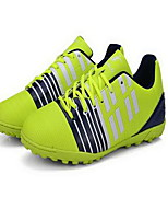 Soccer Shoes Kid's Anti-Slip Anti-Shake/Damping Wearproof Breathable Outdoor Low-Top PVC Leather Soccer/Football