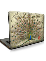 For MacBook Air 11 13/Pro13 15/Pro with Retina13 15/MacBook12 Peacock Apple Laptop Case