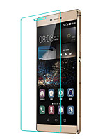 trempé économiseur d'écran de verre pour Huawei p8