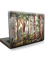 para MacBook Air 11 13 / pro13 15 / pro com caso de floresta maçã laptop retina13 15 / macbook12 rabisco