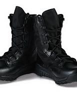 Hiking Shoes Men's Anti-Slip Wearproof Ultra Light (UL) Outdoor Rubber Leisure Sports