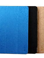 10.6 polegadas padrão triplo dobrável de alta qualidade pu couro para o cubo i10 (cores sortidas)