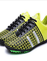 Soccer Shoes Kid's Anti-Slip Anti-Shake/Damping Wearproof Breathable Outdoor Low-Top Synthetic Microfiber PU Soccer/Football