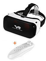 Lightweight Design 3D Virtual Reality VR Glasses For 3.5 - 5.5 Inch Smartphone with  Gamepad