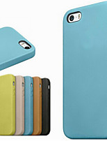 Original PU Leather Back Cover Case with PC Lining For iPhone 7 7 Plus 6s 6 Plus SE 5s 5