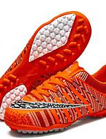 Esportivo Tênis de Futebol / Tênis Homens / Mulheres / Crianças Anti-Escorregar / Anti-desgaste / Ultra Leve (UL) Pele PVC BorrachaCorrer