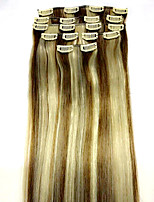 22#6/613 Remy Hair Extension Type Human Hair Extensions Material Style Unit Weight(80g)