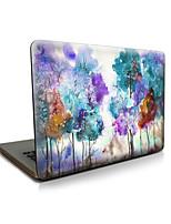 para MacBook Air 11 13 / pro13 15 / Pro com retina13 15 / macbook12 árvore cor caso apple laptop