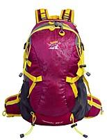 40 L Paquetes de Mochilas de Camping mochila Acampada y Senderismo Escalar Al Aire Libre Deportes de ocioA prueba de lluvia A prueba de
