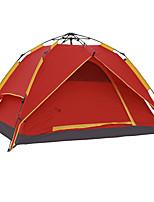 LYTOP/飞拓 3-4 человека Световой тент Двойная Складной тент Однокомнатная Палатка Стекловолокно ОксфордВодонепроницаемый