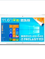 Teclast 11.6 pollici 2 in 1 Tablet ( Android 5.1 Windows 10 1280*800 Quad Core 4GB RAM 64GB ROM )