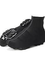 XINTOWN M L XL Couvre-chaussures de Cyclisme Unisexe Extérieur Vélo tout terrain / VTT Vélo de Route Fermeture éclair HautesLycra