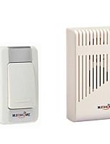 цифровой беспроводной дверной звонок приветствуя дверной звонок ч-A19
