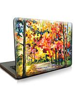 для Macbook Air 11 13 / pro13 15 / Pro с retina13 15 / macbook12 листьев клена яблока кейс для ноутбука