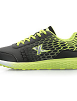 X-tep Sneakers Men's Wearproof Low-Top Rubber Perforated EVA Running/Jogging