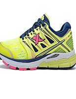X-tep® Sneaker Damen Rutschfest Anti-Shake Luftdurchlässig tragbar PVC Leder Gummi Rennen Freizeit Sport