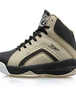 X-tep Кеды Повседневная обувь Муж. Противозаносный Амортизация Износостойкий Воздухопроницаемый На открытом воздухе Выступление Кожа ПВХ