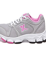 X-tep Sneakers Women's Cushioning Wearproof Breathable Outdoor Performance PVC Leather Rubber Running/Jogging Leisure Sports