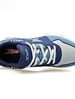 X-tep Zapatillas de deporte Mujer Resistencia al desgaste Al aire libre Tobillo Bajo Goma EVA perforado Jogging