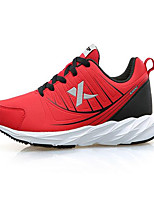 X-tep Sneakers Men's Anti-Slip Cushioning Wearproof Breathable Electrically Outdoor Performance PVC Leather RubberRunning/Jogging Leisure