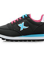X-tep Baskets Chaussures pour tous les jours Femme Antidérapant Coussin Antiusure Respirable Extérieur Utilisation Cuir PVC Caoutchouc