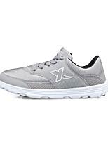 X-tep® Sneakers Men's Wearproof Rubber Perforated EVA Running/Jogging