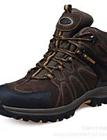 Спорт Кеды Зимние сапоги Альпинистские ботинки Муж.Противозаносный Anti-Shake Амортизация Вентиляция Износостойкий Водонепроницаемый