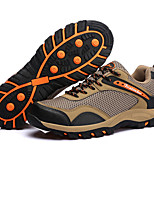 Casual Shoes Mountaineer Shoes Sneakers Men'sAnti-Slip Anti-Shake/Damping Cushioning Ventilation Impact Wearproof Fast Dry Breathable