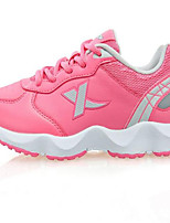 X-tep Sneakers Women's Anti-Slip Cushioning Wearproof Breathable Outdoor Performance PVC Leather Rubber Running/Jogging Leisure Sports