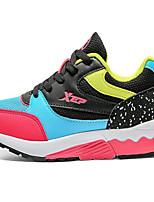 X-tep Sneakers Women's Anti-Slip Wearproof Breathable Ultra Light (UL) Outdoor Performance PVC Leather RubberRunning/Jogging Leisure