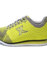 X-tep Sneakers Men's Anti-Slip Cushioning Wearproof Breathable Outdoor Performance PVC Leather Rubber Running/Jogging Leisure Sports