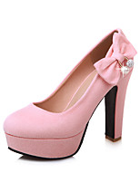 Women's Heels Spring Summer Comfort Leatherette Dress Stiletto Heel Buckle Walking
