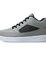 X-tep Sneakers Casual Shoes Men's Anti-Slip Cushioning Wearproof Breathable Outdoor Performance PVC Leather RubberRunning/Jogging Leisure