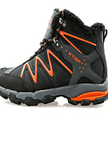 X-tep Baskets Chaussures pour tous les jours Homme Antidérapant Coussin Antiusure Respirable Extérieur Utilisation Cuir PVC Caoutchouc