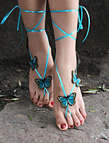 ножной / браслет форма особенность материал материал показал количество цвета ювелирных изделий женщин