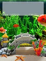 Aquarium Decoration Ornament Rocks Resin