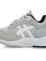 X-tep® Sneaker Laufschuhe Herrn Rutschfest Anti-Shake Luftdurchlässig tragbar PVC Leder Gummi Rennen Freizeit Sport