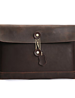 ретро кожаный сумку для ноутбука ноутбук рукава для Macbook сетчатки профессиональное 13,3 ''