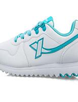 X-tep Кеды Повседневная обувь Жен. Противозаносный Амортизация Износостойкий Воздухопроницаемый На открытом воздухе Выступление Кожа ПВХ
