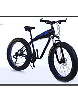 Mountain Bike Cycling 24 Speed 26 Inch/700CC 40mm Men's SHIMANO Double Disc Brake Suspension Fork Aluminium Alloy Frame Aluminium Alloy