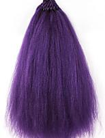 Гавана Вязаные Others Спиральные плетенки Наращивание волос Kanekalon косы волос