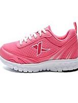 X-tep Sneaker Damen Polsterung Wasserdicht Luftdurchlässig im Freien Leistung PVC Leder Gummi Rennen Freizeit Sport