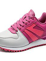 X-tep® Sneaker Damen Rutschfest Wasserdicht Luftdurchlässig PVC Leder Gummi Rennen Freizeit Sport