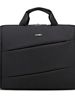 CoolBell 14.6 Inch Men's Water Resistant Nylon Briefcase Shoulder Bags CB-6204