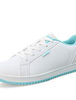 X-tep Sneakers Women's Wearproof Outdoor Low-Top Synthetic Microfiber PU Perforated EVA Running/Jogging