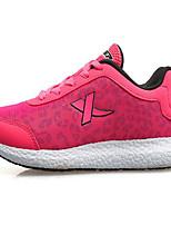 X-tep Baskets Femme Coussin Antiusure Respirable Extérieur Utilisation Grille respirante Caoutchouc Course Sport de détente